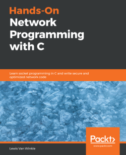 Hands-On Network Programming with C Book Cover